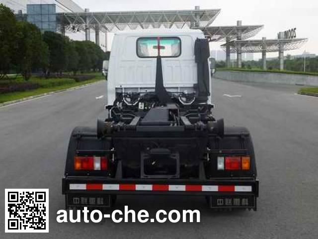 Zoomlion ZLJ5070ZXXQLE5 detachable body garbage truck