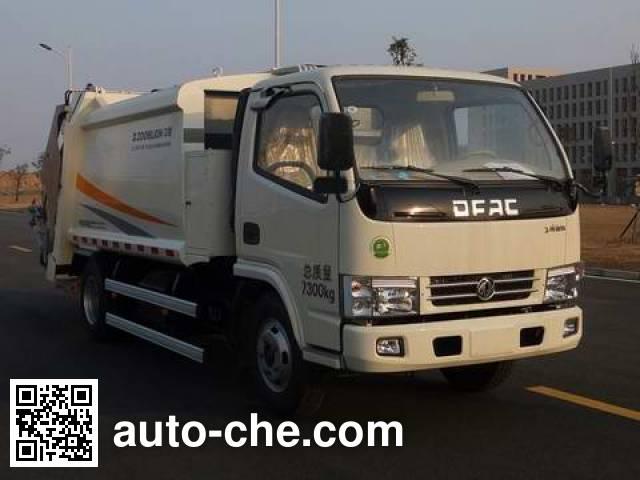 Zoomlion ZLJ5070ZYSDF1E4 garbage compactor truck