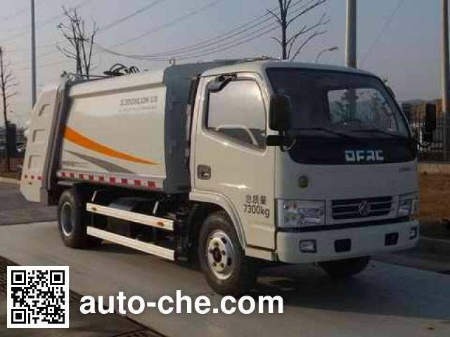 Zoomlion ZLJ5071ZYSDFE4 garbage compactor truck