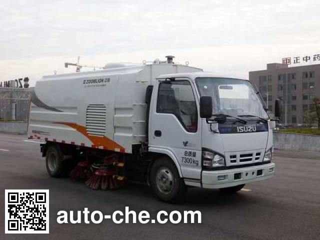 中联牌ZLJ5073TSLQL1E5扫路车
