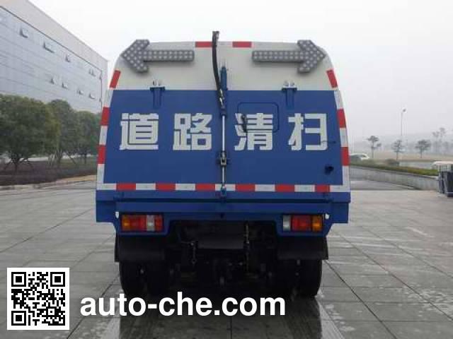 Zoomlion ZLJ5073TSLQLE5 street sweeper truck