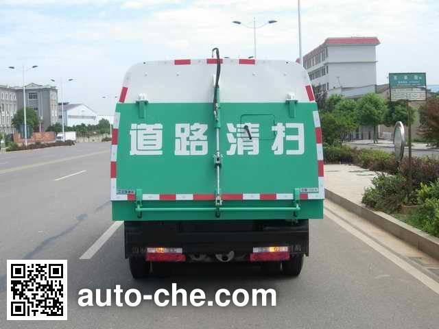 Zoomlion ZLJ5074TSLHE4 street sweeper truck
