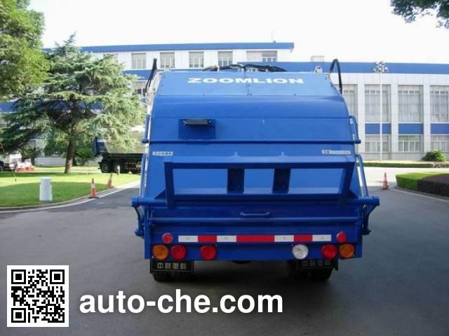 Zoomlion ZLJ5080ZYSBE4 garbage compactor truck