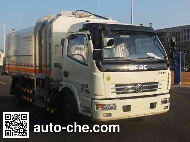 Zoomlion ZLJ5080ZZZDFE4 self-loading garbage truck