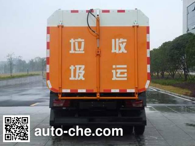 Zoomlion ZLJ5080ZZZJXE4 self-loading garbage truck