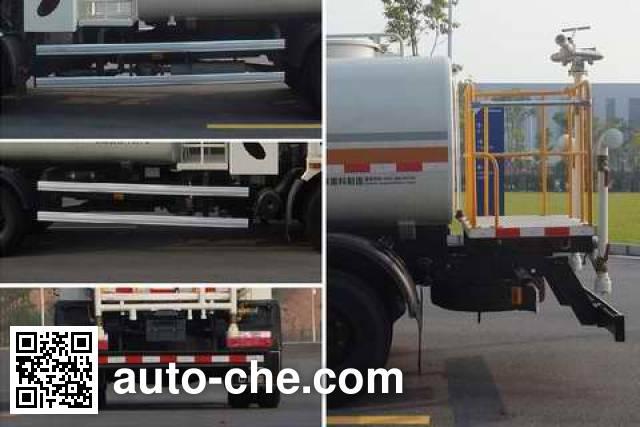 Zoomlion ZLJ5083GQXDFE5NG street sprinkler truck