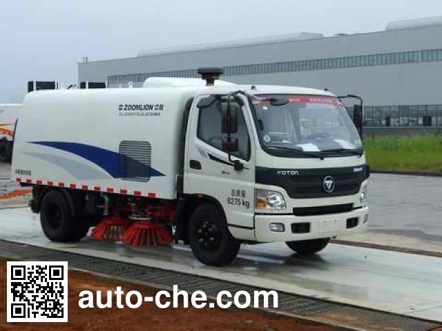Zoomlion ZLJ5083TSLBJ1E5 street sweeper truck