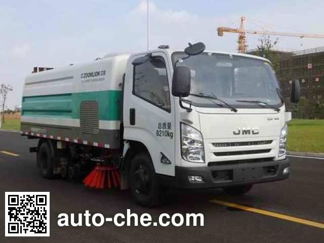 Zoomlion ZLJ5083TSLJXE5 street sweeper truck