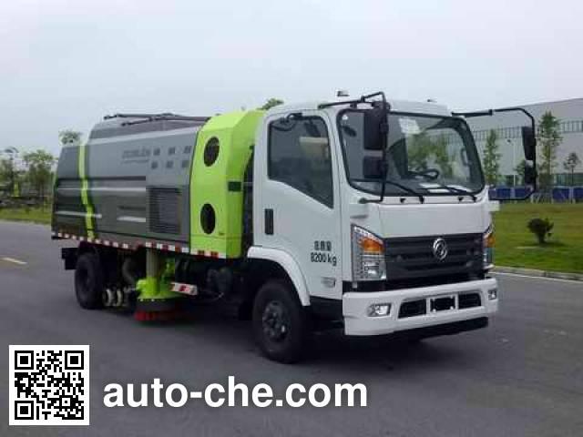 Zoomlion ZLJ5084TSLX1EQE5NG street sweeper truck