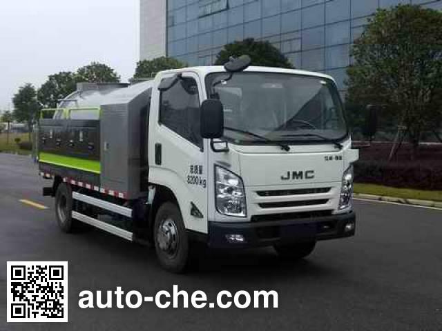 Zoomlion ZLJ5089GQXJXE5 sewer flusher truck