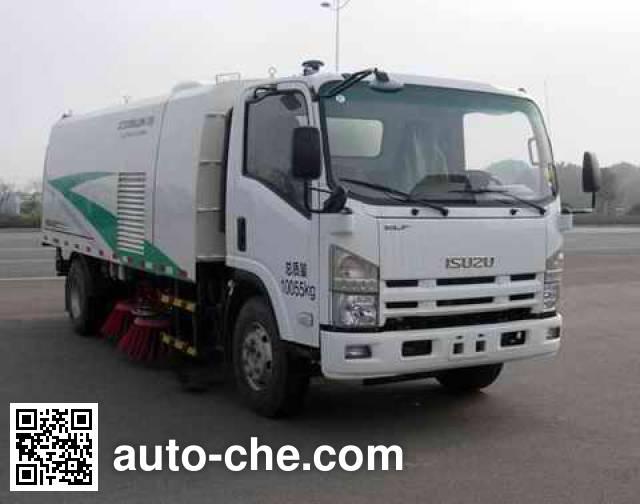 Zoomlion ZLJ5100TSLE4 street sweeper truck