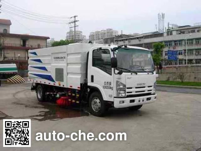 中联牌ZLJ5100TXSE4洗扫车