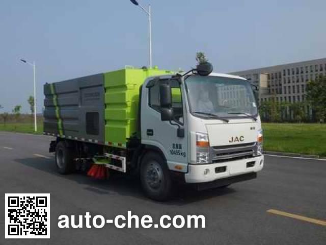 中联牌ZLJ5100TXSHFE5洗扫车