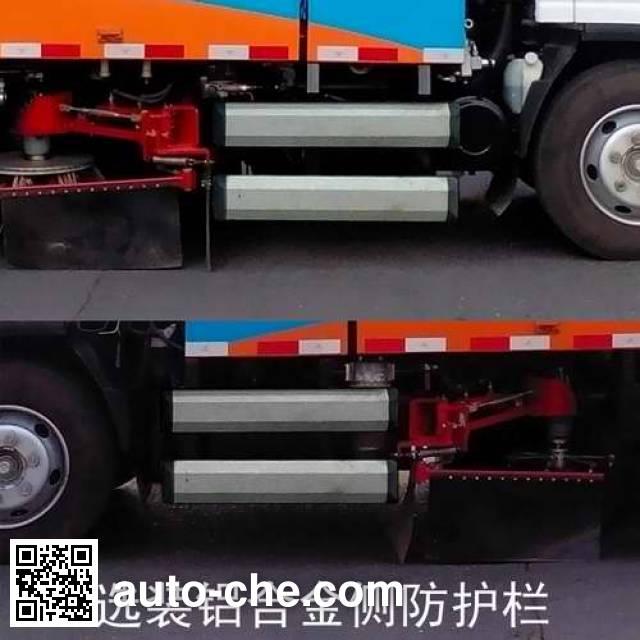 中联牌ZLJ5101TSLQLE4扫路车