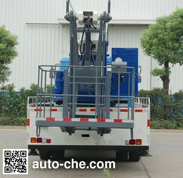 Zoomlion ZLJ5111JGK3Z25 aerial work platform truck