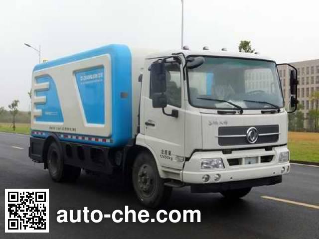 Zoomlion ZLJ5120GXEDFE5 suction truck