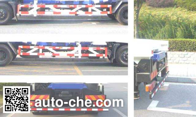 Zoomlion ZLJ5120ZBG tank transport truck