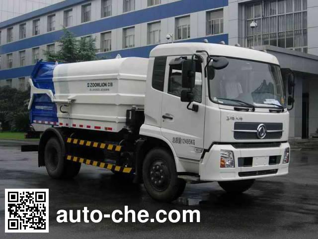 Zoomlion ZLJ5120ZLJE4 dump garbage truck