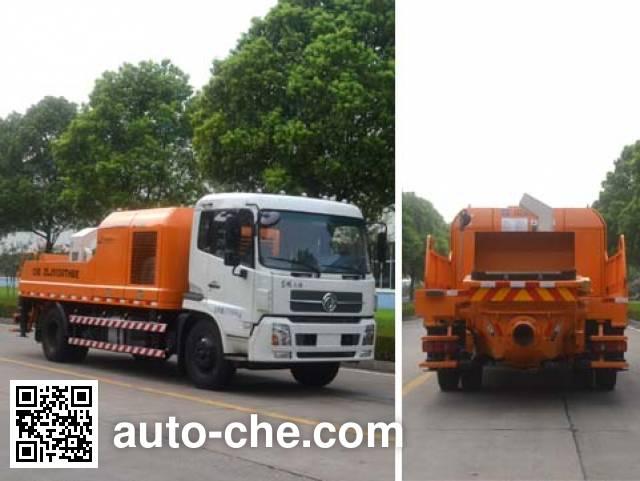 Zoomlion ZLJ5130THBE бетононасос на базе грузового автомобиля