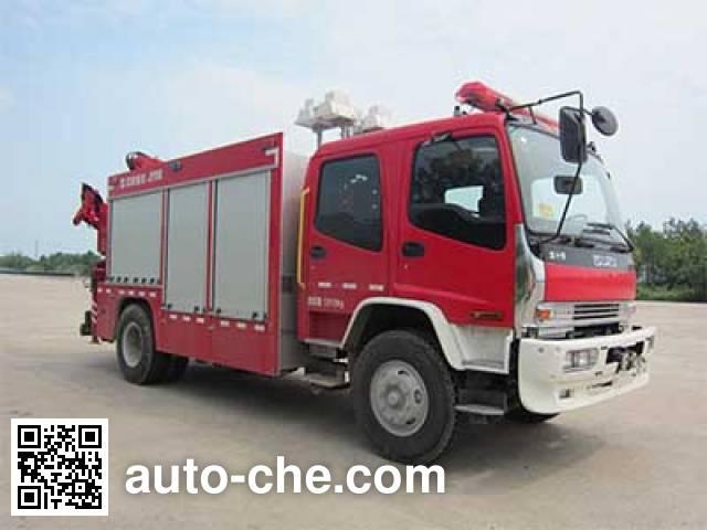 Zoomlion ZLJ5131TXFJY98 fire rescue vehicle