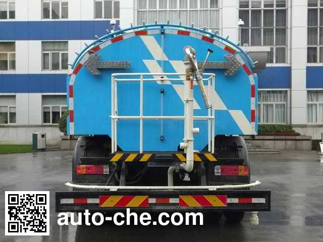 Zoomlion ZLJ5160GSSCABEV electric sprinkler truck