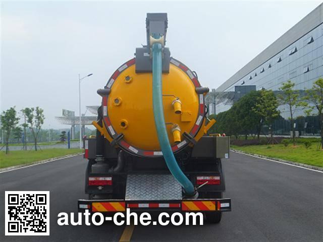 Zoomlion ZLJ5160GXWHFE5 sewage suction truck