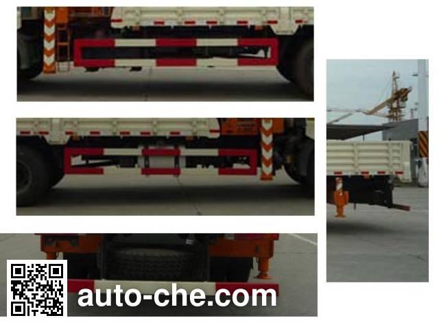 Zoomlion ZLJ5160JSQC truck mounted loader crane