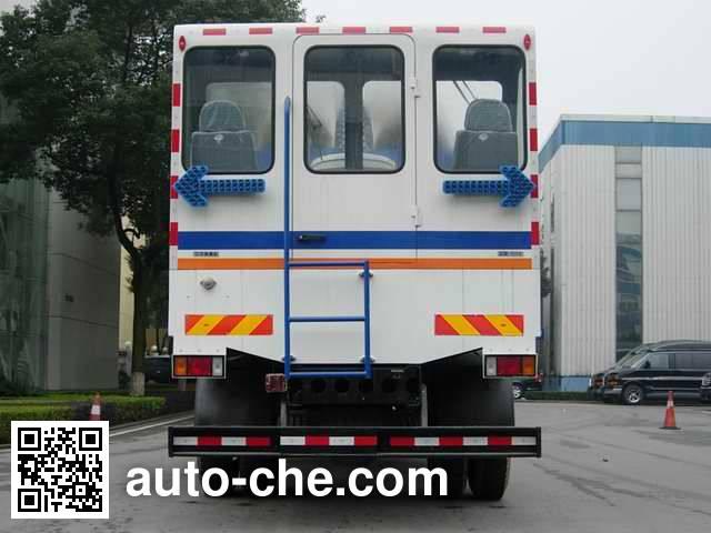 Zoomlion ZLJ5160TXQE3 wall washer truck
