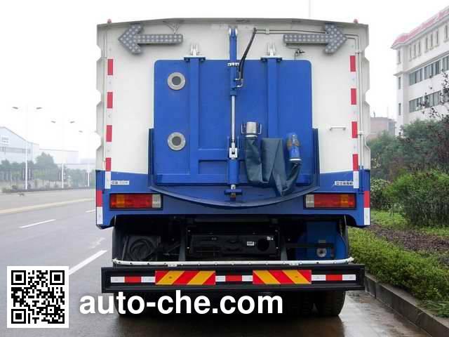 中联牌ZLJ5160TXSCAE4洗扫车