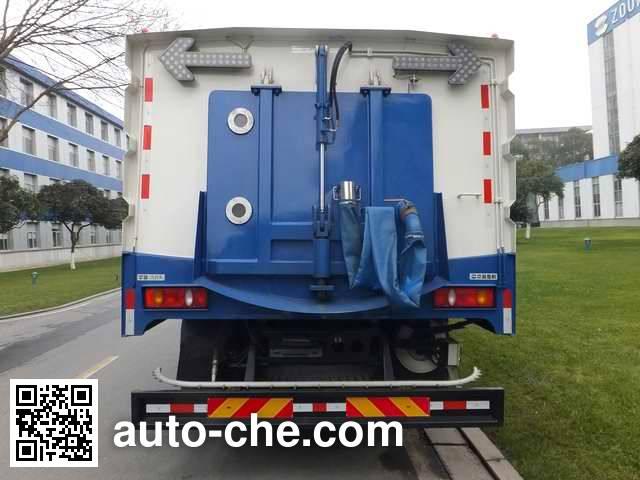 Zoomlion ZLJ5160TXSDFE5 street sweeper truck