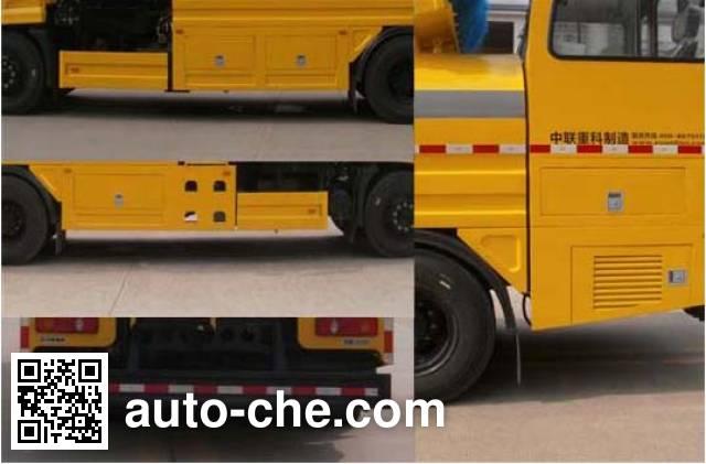 Zoomlion ZLJ5161TXQDE3 wall washer truck