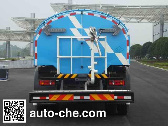 Zoomlion ZLJ5162GQXEQE5NG street sprinkler truck