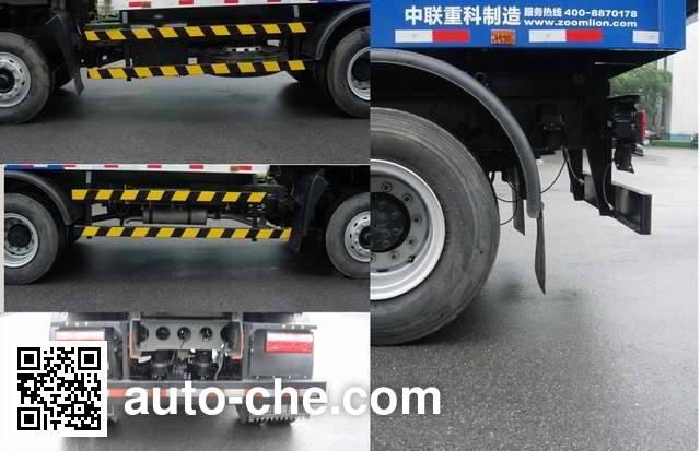 Zoomlion ZLJ5162ZLJHE3 garbage truck