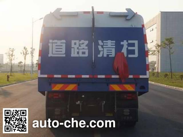 Zoomlion ZLJ5163TSLDF1E5 street sweeper truck