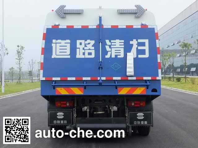 Zoomlion ZLJ5163TSLEQE5NG street sweeper truck