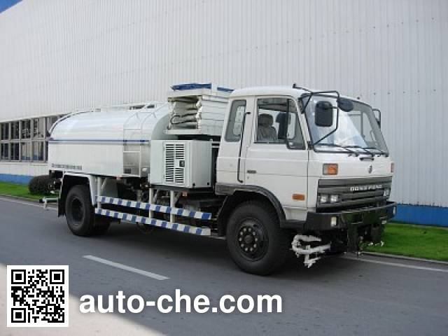 Zhongbiao ZLJ5166GQX street sprinkler truck