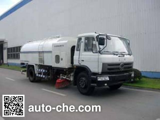 Zhongbiao ZLJ5168GQX street sprinkler truck