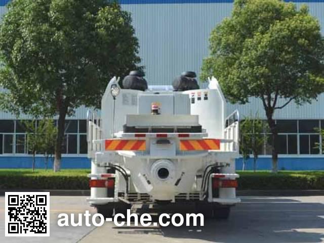 Zoomlion ZLJ5180THBE truck mounted concrete pump