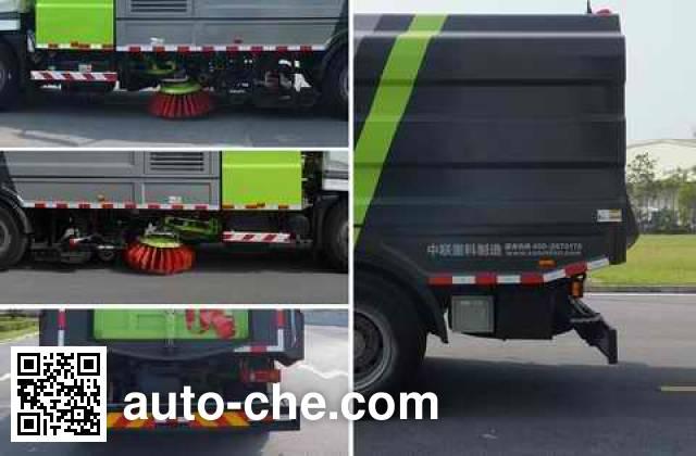 Zoomlion ZLJ5180TXSDFE5 street sweeper truck