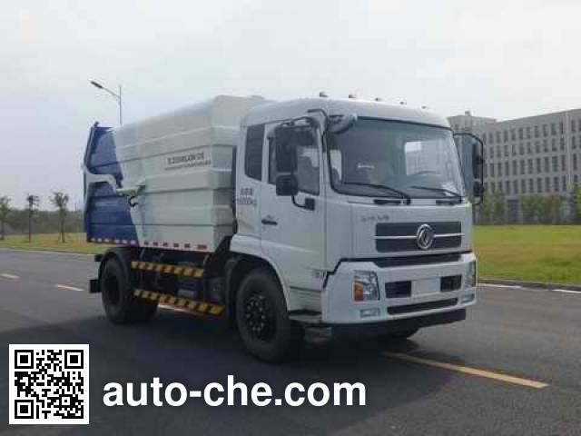 Zoomlion ZLJ5182ZDJDFE5 docking garbage compactor truck