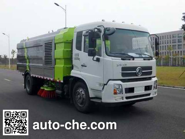 Zoomlion ZLJ5183TSLX1DFE5 street sweeper truck