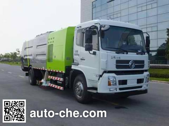 Zoomlion ZLJ5184TSLX1EQE5NG street sweeper truck