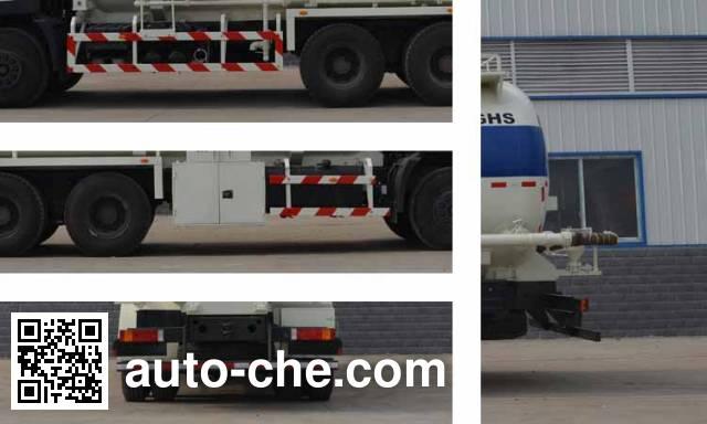 Zoomlion ZLJ5250GHS dry mortar transport truck