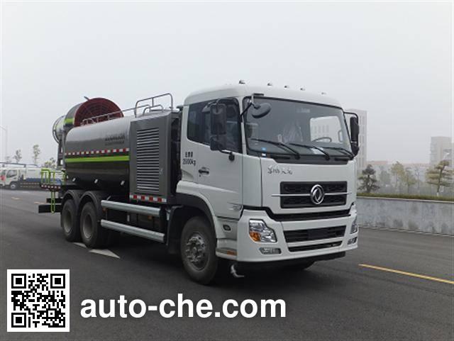 中联牌ZLJ5250TDYDFE4多功能抑尘车