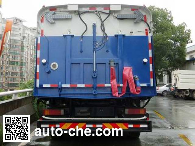 Zoomlion ZLJ5250TXSE4 street sweeper truck