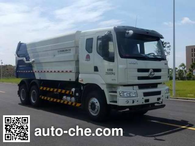 Zoomlion ZLJ5250ZDJLZE5 docking garbage compactor truck