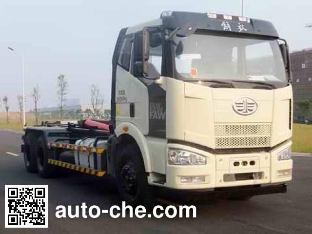 Zoomlion ZLJ5251ZXXJE4 detachable body garbage truck