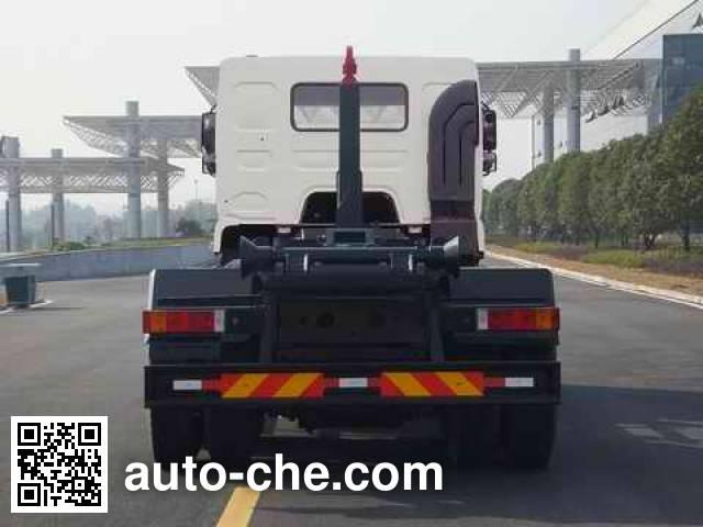 Zoomlion ZLJ5251ZXXLZE5 detachable body garbage truck