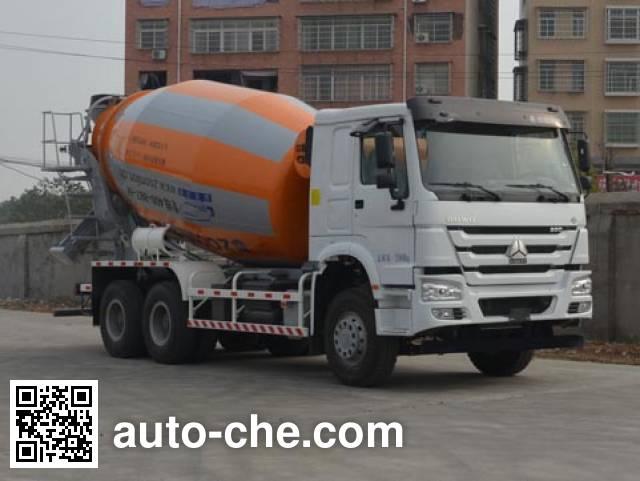 Zoomlion ZLJ5253GJBH5 concrete mixer truck