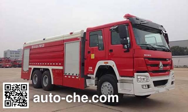 Zoomlion ZLJ5280GXFPM120 foam fire engine